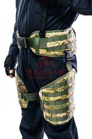 Баллистический пояс и набедренная защита C.P.E.® (Класс защиты NIJ III-A)