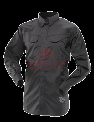 Рубашка с длинным рукавом TRU-SPEC Men's 24-7 SERIES® Ultralight Long Sleeve Field Shirt (Black)