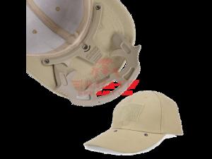 Бейсболка с устройством самообороны FAB-Defense GOTCHA Tactical Cap (TAN)