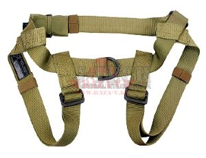 Обвязка J-Tech® Challenger Rappelling Harnesses (Olive drab)