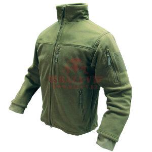 Кофта флисовая Condor 601: Alpha Micro Fleece (Olive drab)