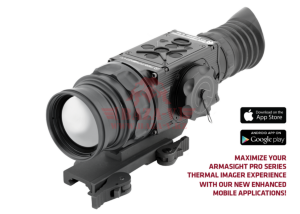 Тепловизионный прицел ARMASIGHT Zeus-Pro 336 4-16x50 (30 Hz) (TAT173WN5ZPRO41) (Black)