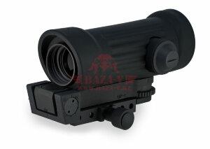Оптический прицел ELCAN M145 3.4x (ELCM145M4W), баллистическая марка 5.56, с подсветкой, крепление WINGNUT (Black)