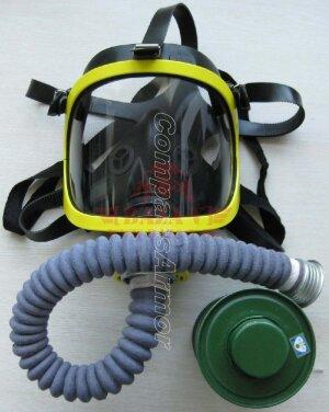 Маска-противогаз с фильтром CompassArmor®