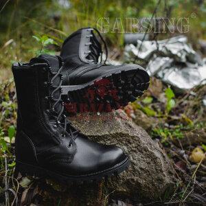 Армейские военные берцы Garsing 0108 Tactics Lux (Black)