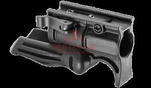 """Рукоять складная FAB-Defense FFGS-1 c креплением для тактического фонаря 1"""""""