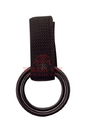 Универсальное крепление для фонаря TRU-SPEC TRU-GEAR™ Double Ring Flashlight Holder (Black)