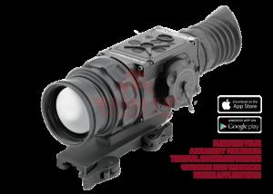 Тепловизионный прицел ARMASIGHT Zeus-Pro 640 2-16x50 (60 Hz) (TAT166WN5ZPRO21) (Black)