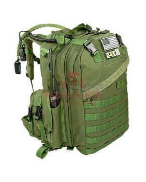 Тактический рюкзак J-Tech® D-3 (A+) Assault Backpack (Olive drab)
