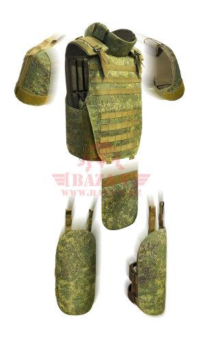 Бронежилет КлАСС™ «БЖ-ВВ» (класс защиты Бр3-Бр5)