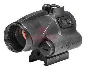 Коллиматорный прицел Sightmark® SM26020 Wolverine 1x28 FSR Red Dot Sight (Black)