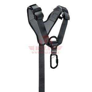 Грудная обвязка PETZL® Top для страховочной беседки (Black)