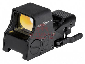 Коллиматорный прицел Sightmark® SM26005 Ultra Shot M-Spec Reflex Sight (Black)