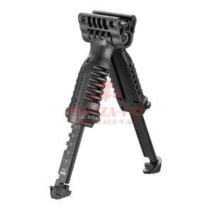 Тактическая рукоять-сошка FAB-Defense T-POD