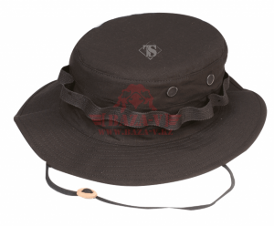 Панама армейская TRU-SPEC Military Boonie 100% Cotton Rip-Stop (Black)