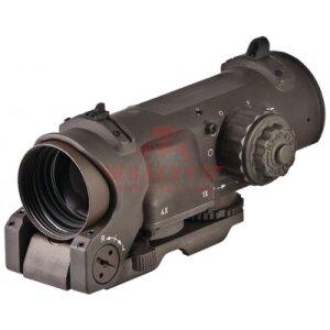 Оптический прицел ELCAN SpecterDR 1-4x (DFOV14-T2), баллистическая марка 7.62 (Flat Dark Earth)