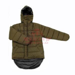 Зимняя двухсторонняя куртка Snugpak Blizzard (Olive/Black)