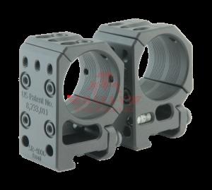 Кольца для оптики 34 мм SPUHR на Picatinny, H34мм (SR-4006)