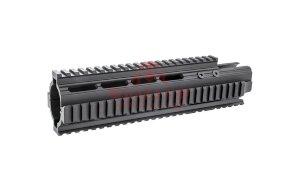 Цевье алюминиевое САА XRS-DRG для SVD с 4 планками Picatinny (Black)