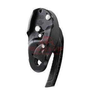 Самоблокирующееся спусковое устройство, компактное PETZL® RIG (Black)