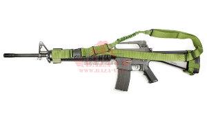 Одноточечный ремень J-Tech® MK-3 Tiger Shark Elastic Tactical Sling M16