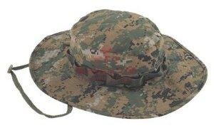 Панама TRU-SPEC H2O PROOF™ Adjustable Boonie Hat (WOODLAND DIGITAL)