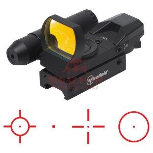 Коллиматорный прицел Firefield Impact Duo Reflex Sight w/Red Laser FF26023