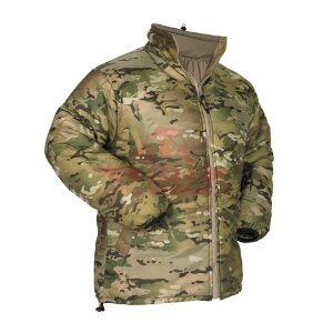Двусторонняя куртка Snugpak Sleeka Reversible (Multicam/Desert Tan)