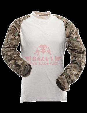 Тактическая рубашка TRU-SPEC TRU® Combat Shirt 50/50 Cordura® NyCo Ripstop (All Terrain Tiger Stripe)