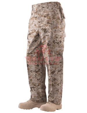Штаны TRU-SPEC VAT Print Digital Pants 65/35 PC Twill Big Size (DESERT DIGITAL)
