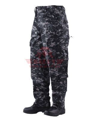 Брюки тактические TRU-SPEC TRU® Pants Digital Camo 65/35 PC Ripstop Big Size (URBAN DIGITAL)