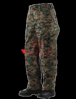 Брюки тактические TRU-SPEC TRU® Pants Digital Camo 65/35 PC Ripstop Big Size (WOODLAND DIGITAL)