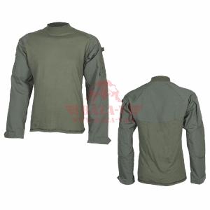 Тактическая рубашка TRU-SPEC TRU® Combat Shirt 65/35 PC Ripstop (Olive drab)