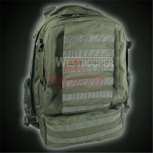Тактический рюкзак Westrooper EXPEDITION Pack WTP50-1011 (Olive)