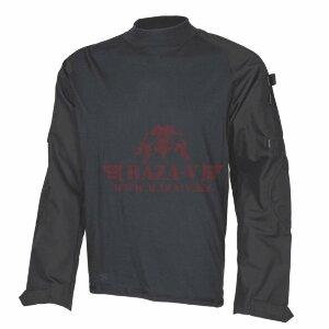 Тактическая рубашка TRU-SPEC TRU® Combat Shirt 65/35 PC Ripstop (Black)