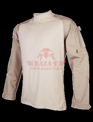 Тактическая рубашка TRU-SPEC TRU® Combat Shirt 65/35 PC Ripstop (Khaki)