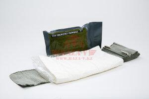 """FCP-19 4"""" повязка для ранения живота/ранений большой области в боевых условиях (при абдоминальной травме, ампутированной конечности)"""