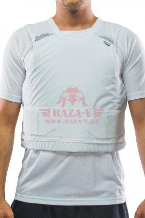 Бронежилет C.P.E.® Multi Vest защита от шила и ножа (Класс защиты NIJ 0115.00 и HOSDB) (White)