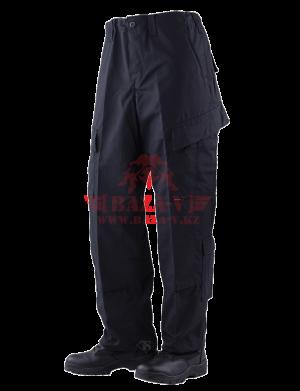 Брюки тактические TRU-SPEC TRU® Pants Однотонные 65/35 PC Ripstop Big Size (Black)