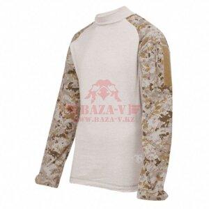 Тактическая рубашка TRU-SPEC TRU® Combat Shirt (Digital Camo) 65/35 PC Ripstop (DESERT DIGITAL)