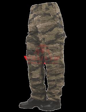 Брюки тактической формы TRU-SPEC TRU® Pants A-TACS 50/50 Cordura® NyCo Ripstop (A-TACS AU)
