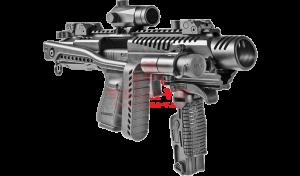 Конверсионная система FAB-Defense KPOS G2 Glock 17/19