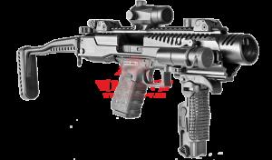 Конверсионная система FAB-Defense KPOS G2 для Glock 17/19