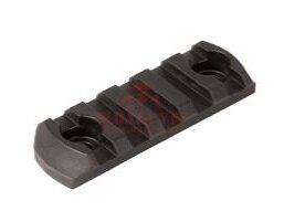 Планка Magpul® M-LOK® Aluminum Rail, 5 Slots M-LOK Slot System MAG581 (Black)