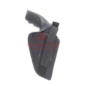 """Универсальная кобура на пистолеты с длиной ствола 5"""" и револьверы - 4"""", поясная DASTA® 627"""