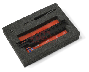 Прицельная планка-кронштейн «Лотган» Кочевник-3 (Black)