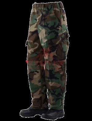 Брюки тактической формы TRU-SPEC TRU® Pant CAMO 50/50 Cordura® NyCo Ripstop (Woodland)