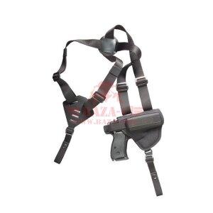 """Кобура оперативная, универсальная для пистолетов и револьверов с длиной ствола 2"""", 2.5""""-3"""", 4"""" DASTA® 632/KZ"""