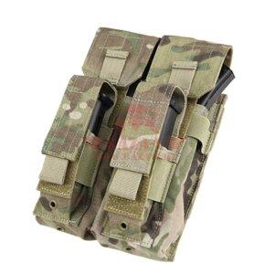 """Подсумок """"Кенгуру"""" под 2 магазина АК и 2 пистолетных магазина Condor MA71: Double AK Kangaroo Pouch (MultiCam)"""