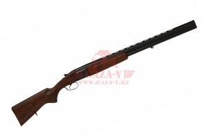 Гладкоствольное ружье бокфлинт Baikal МР-27ЕМ-1С 12х76, 725мм (орех) (MP27970)